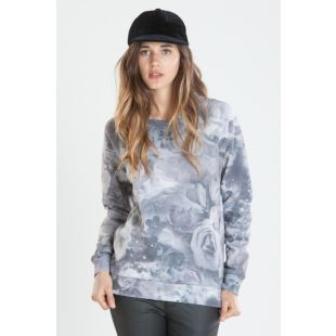 Monty Crew Heather Grey