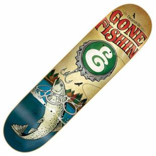 Expedition Deck Gone Fishin 8.38