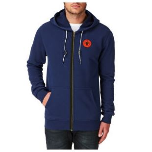 Stone Free Zip Fleece MBL