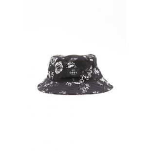 Rosecrans Bucket Hat Black multi