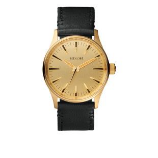Sentry 38 Leather Gold Blk