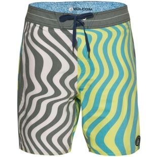 Spangler Boardshort Expedition Green