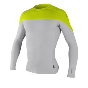 UV Protection Skins Hyperfreak L/S Crew