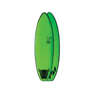 Softech TC 6'0 Comp DSS Model Lime