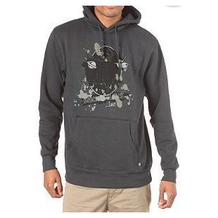 D 31 Woven Printed Fleece Lam 8 Faded Blk