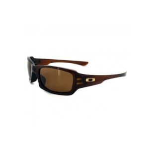Fives Squared Polarized Rtbr W / Bronze Polarized