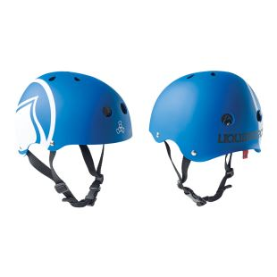Helmet Icon Youth - Blue