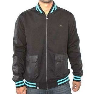No Cred Fleece Jacket Blk