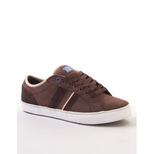 MJ 2 Select Brown Suede