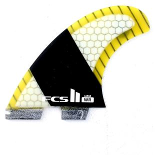 FCS II WR Stretch PC Carbon Large Quad