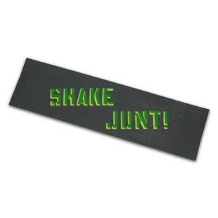 Shake Junt Grip Plaque Sprayed