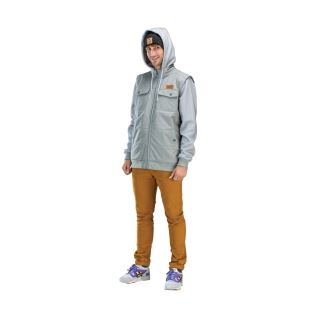 Alabama Jacket Grey