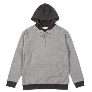 Sweat Hood Hull Heather Grey