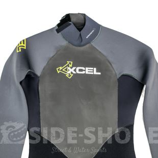Mens SLX 5/4 Os Zip - Graphite