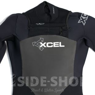 Mens SLX 5/4 X-Zip Noir