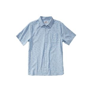 Marquez S/S Shirt Light Blue