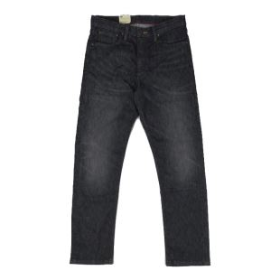 504 Straight 5PKT SE Washed Bull Denim
