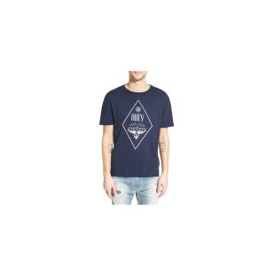 Diamond Lotus Navy
