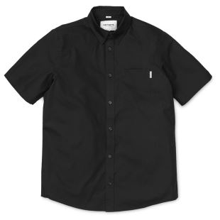 SS Wesley Shirt Blk