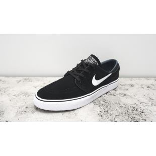 Zoom Stefan Janoski Black White