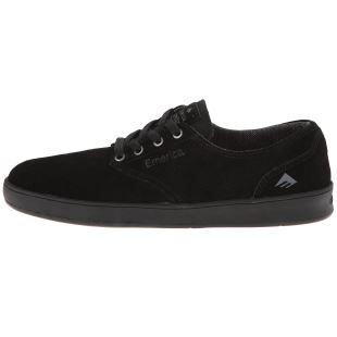 The Romero Laced Full Black