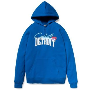 Hooded Detroit 89 Sweat Atoll Multico