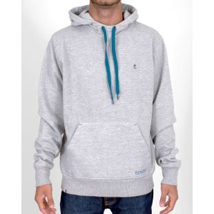 scope heather hoodie heather grey