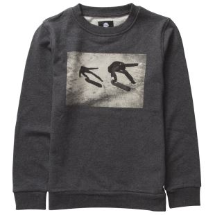 EP CR Boy Charcoal Heather