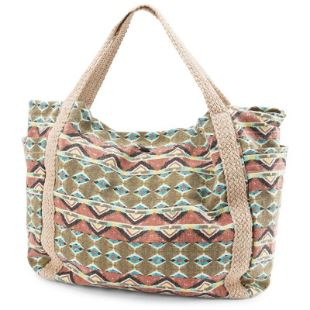 Native Drift Tote - Army