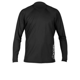 Men L/S VENTEX Black
