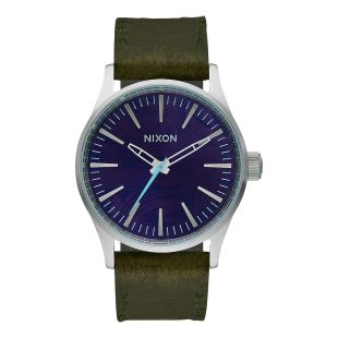 Sentry 38 Leather Purple/Olive