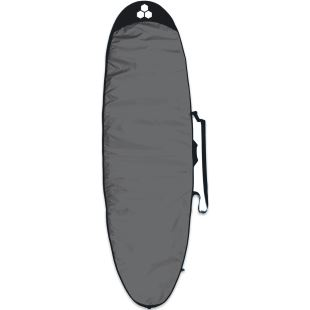 Feather Light Longboard Bag White/Charcoal 8' à 9'6""