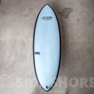 "Hypto Krypto - Blue - 5'4 x 19"" 1/2 x 2"" 1/4 - 26.2 L - Combo - Futures"