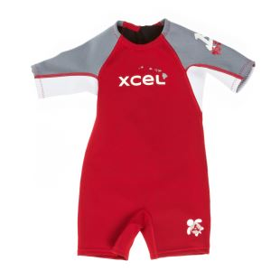Toddler Neoprene SPR rouge