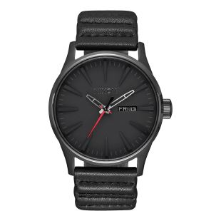 Sentry Leather SW Kylo Black