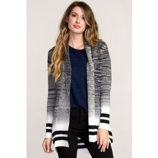 All In Cardigan Black