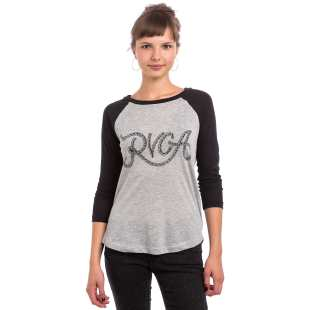 Rope RVCA Htr Grey
