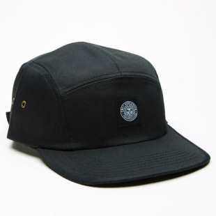 Worldwide Seal 5 Panel Black