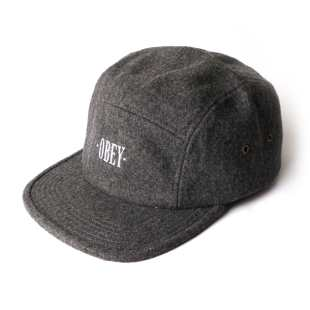 Times 5 Panel Heather Grey