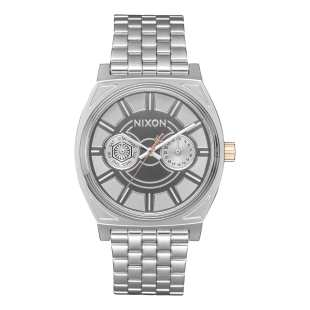 Time Teller Deluxe SW Phasma Silver