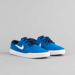 Stefan Janoski Hyperfeel Photo Blue White Obsidian