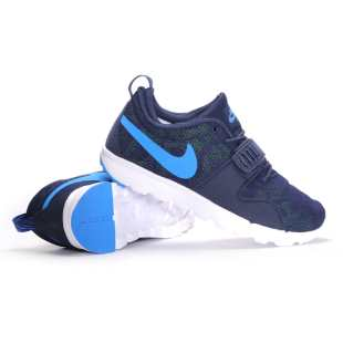 Trainerendor Obsidian Photo Blue White
