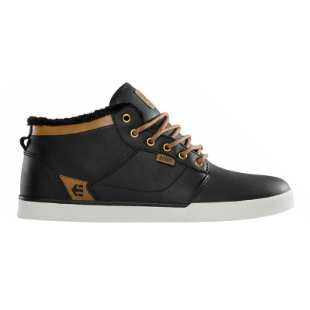 Jefferson Mid LX SMU Blk Brown