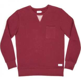 Sweat Telmo Bordeaux