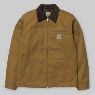 Detroit Jacket Hamilton Brown Tobacco
