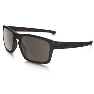 Sliver Matte Brown Tortoise Warm Grey