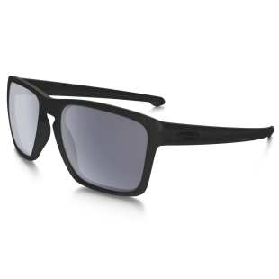 Sliver XL Matte Black w/Grey Polarized