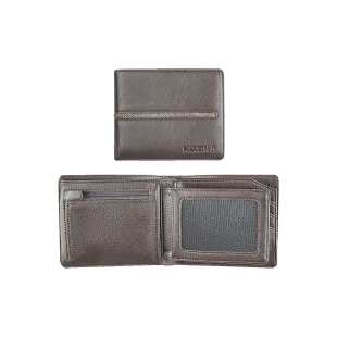Coastal Satellite ID Coin Wallet Walnut