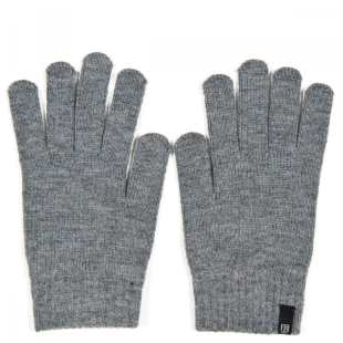 Glove Heist Full Finger Light Heather Grey