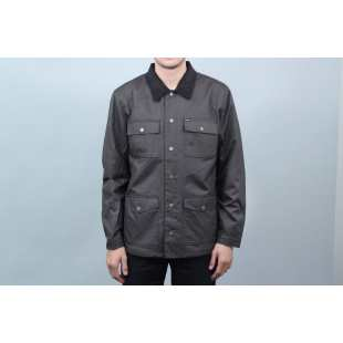 Jacket Troubador II Washed Black